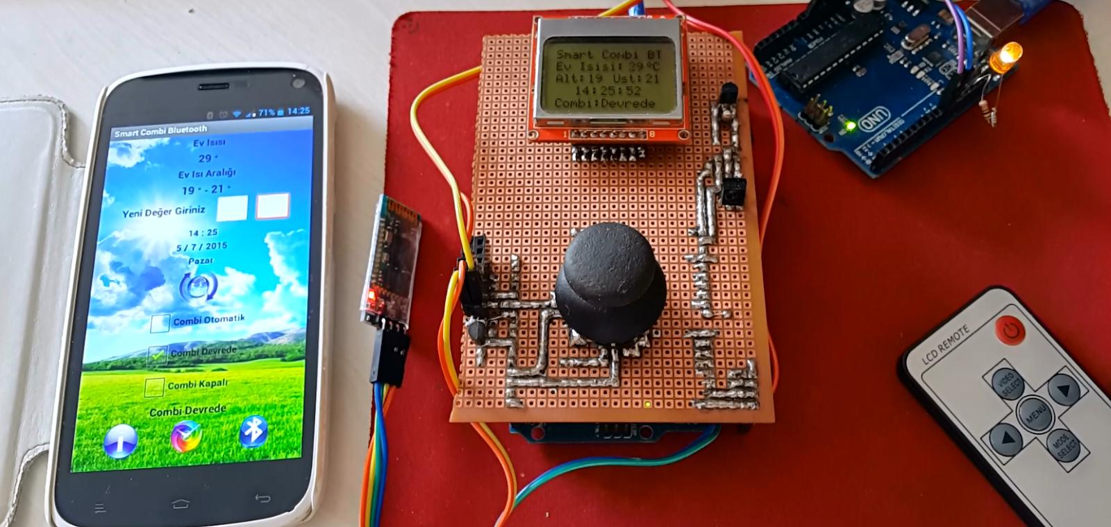 Arduino projeleri temmuz