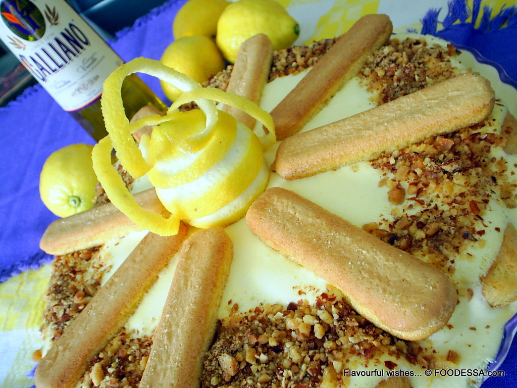 Foodessa tiramis galliano lemon special forumfinder Image collections