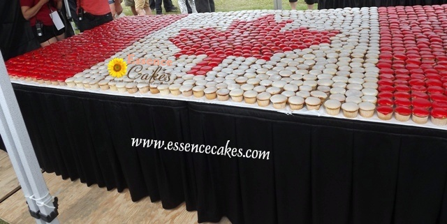 Essence Of Cakes 2013 Canada Day Celebrations Canadian