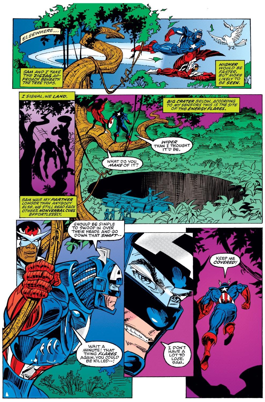 Captain America (1968) Issue #440 #392 - English 18
