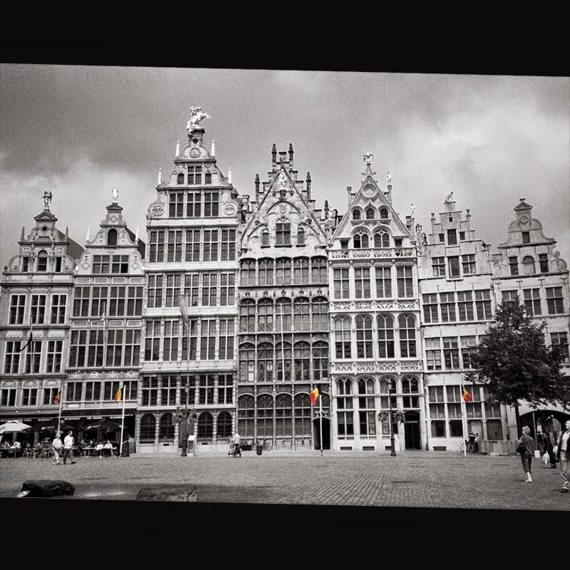 Grote Markt Antwerpen, Belgique
