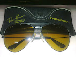 ray ban chromax matte black