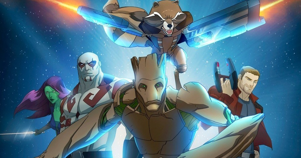 Marvel's Guardians of the Galaxy: 2×25