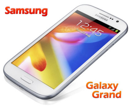 Samsung Galaxy Grand Launched in India for Rs.21,000 - Full