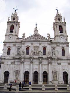 Iglesia San Vicente de Fora Lisboa