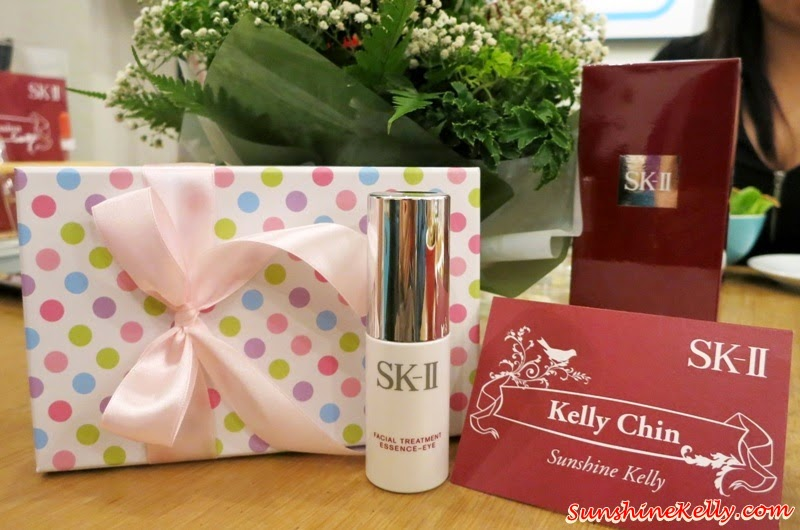 SK-II Blogger Workshop, The Power of Pitera, baby. wake up early, 5 dimension of crystal clear