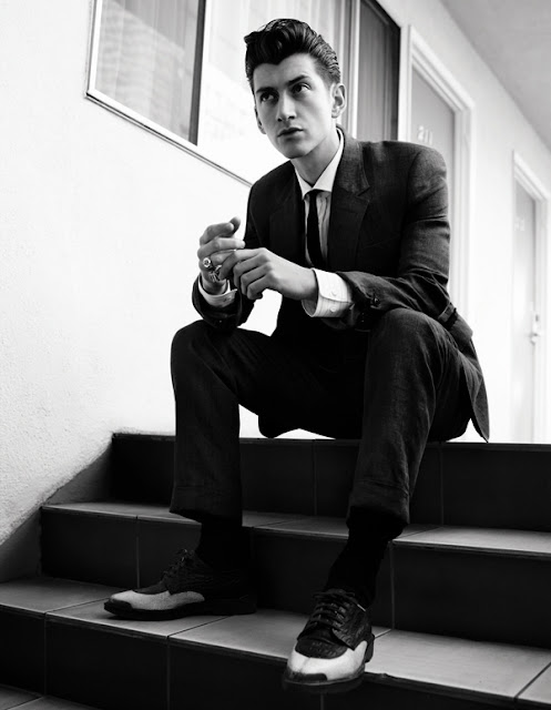 Alex Turner by Willy Vanderperre for Another Man-3