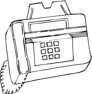 Desenhos Para Colori animes telefones bonitinho desenhar
