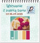 Wyzwanie w Paper Passion.pl do 26-07-2015