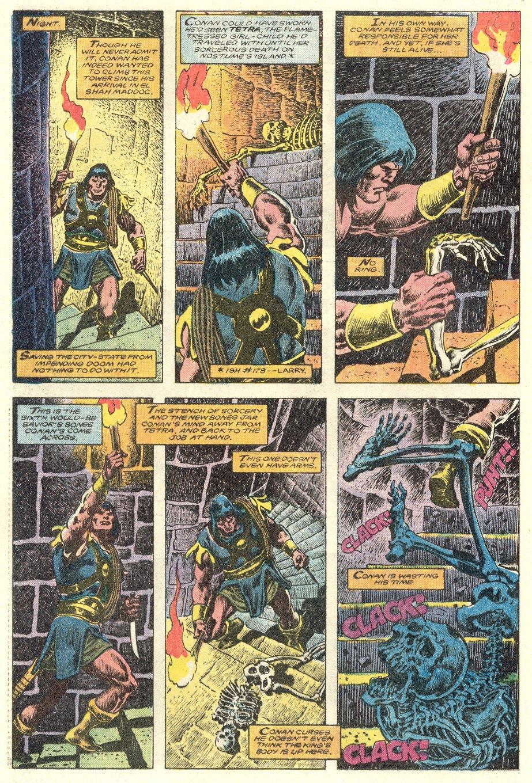 Conan the Barbarian (1970) Issue #181 #193 - English 15