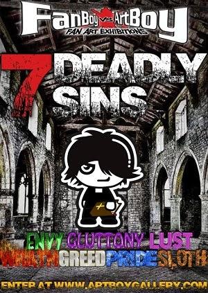 FanBoy vs ArtBoy: 7 Deadly Sins