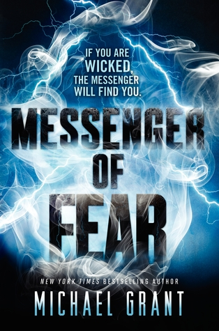 Review: Messenger of Fear by Michael Grant