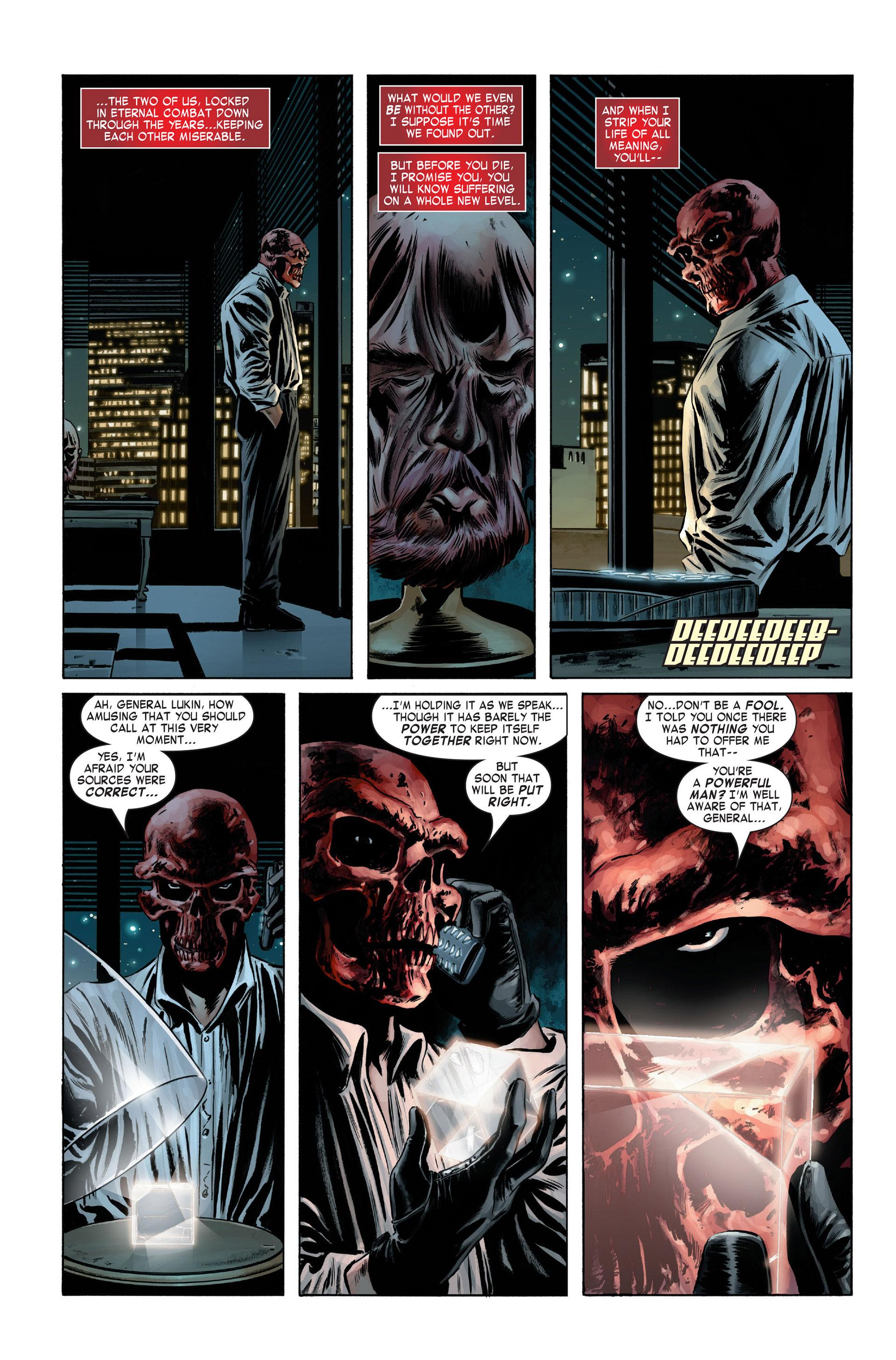 Captain America (2005) Issue #1 #1 - English 25