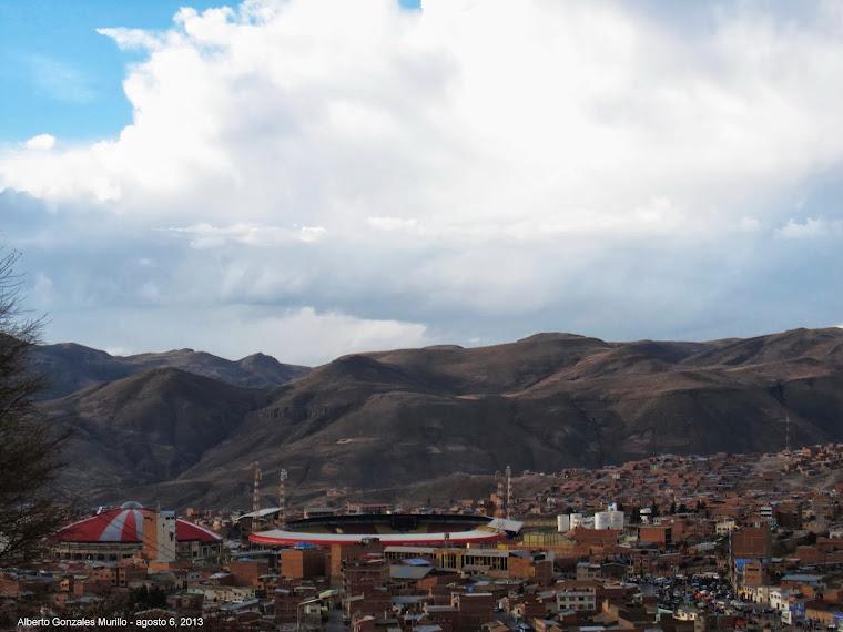 Coliseo Cerrado Potosi - Estadio Victor A. Ugarte