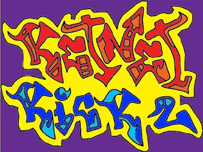 1_Graffiti Lettering 2011
