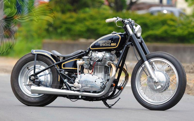 xs650 chop by motoshop tonouchi