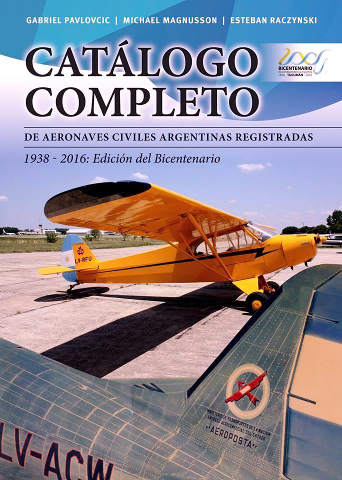 ¡Catalogo completo de aeronaves!