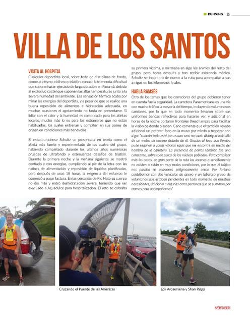 Reto La Villa de los Santos