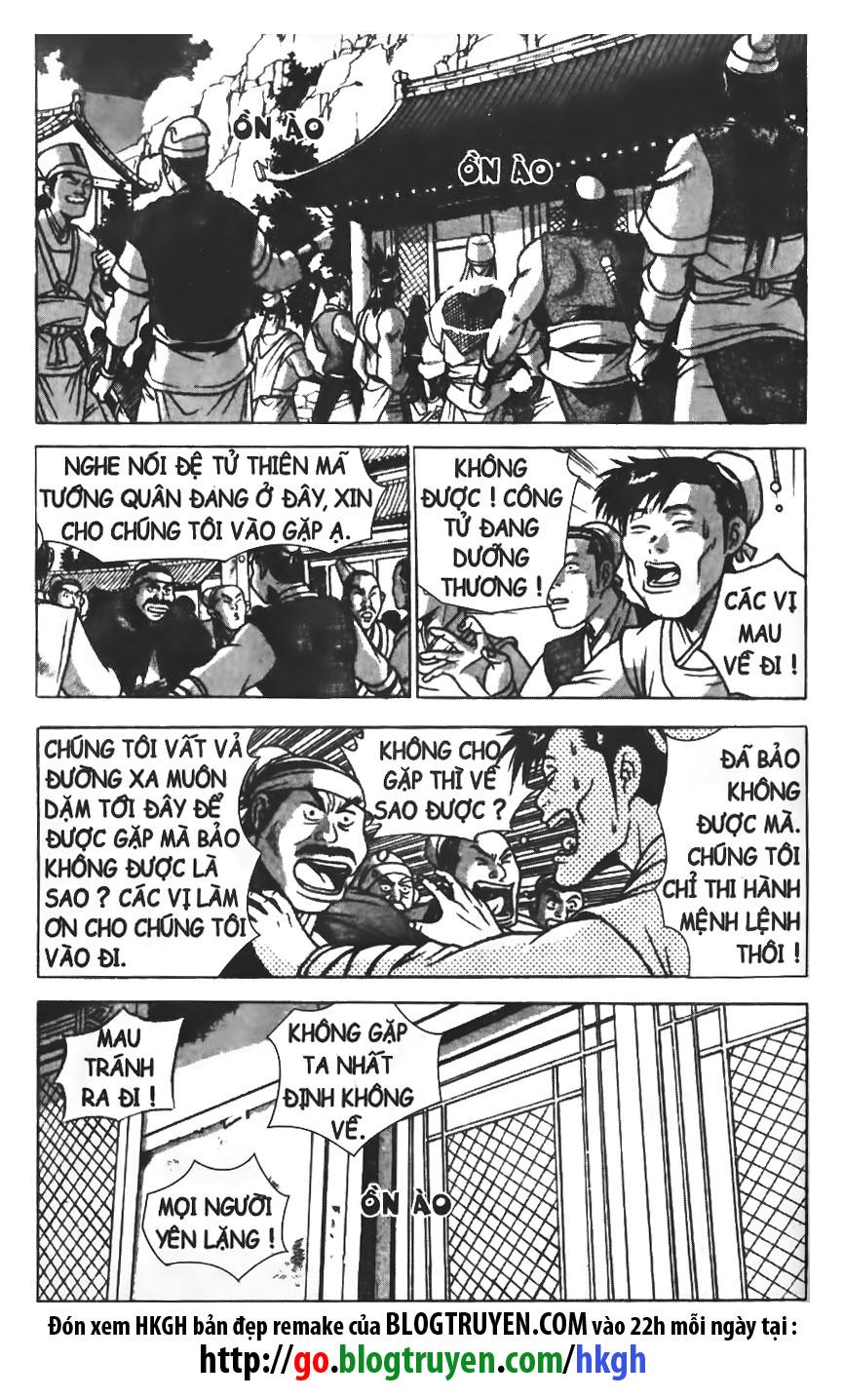 Hiệp Khách Giang Hồ - Hiệp Khách Giang Hồ Chap 163 - Pic 4