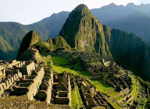 Machu Picchu, kota Yang Hilang di Dunia