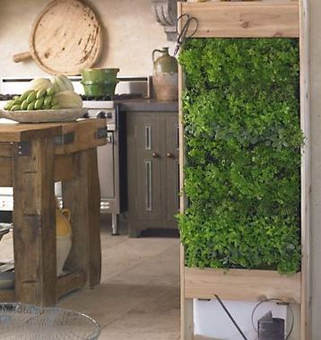 Trendysismos jardines verticales for Jardin vertical materiales