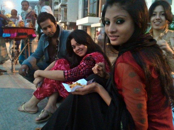 Sexy girl in dhaka
