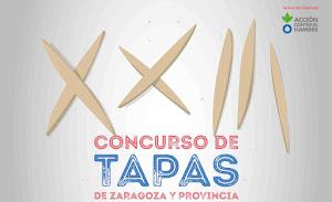 XXIII CONCURSO DE TAPAS DE ZARAGOZA Y PROVINCIA. Semifinales