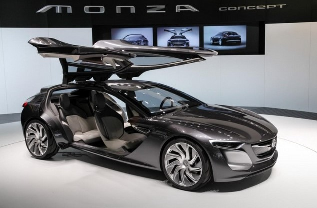 2017 Opel Morza Concept