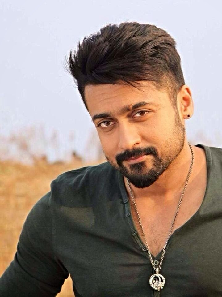 Pics For Gt Surya New Hairstyle 2014 Anjaan