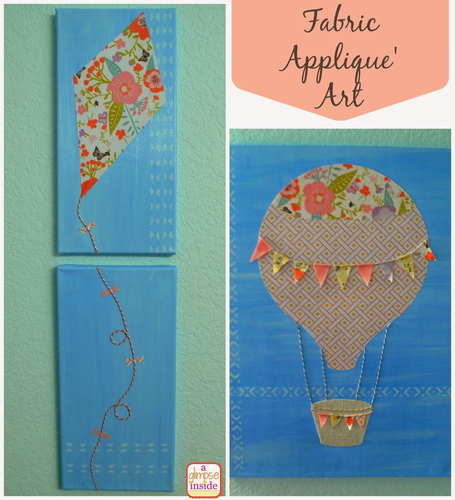 http://www.aglimpseinsideblog.com/2014/03/fabric-applique-art.html