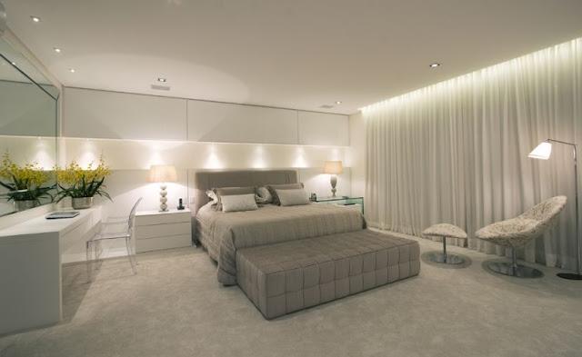 Diseno y decoracion de dormitorios modernos bedroom quarto - Dormitorios de diseno moderno ...