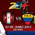 Perú vs Ecuador lugares en donde mirar el partido en vivo