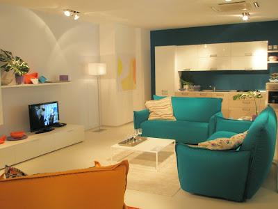 Salas Modernas - Ambientes e Cores Chateau D'Ax
