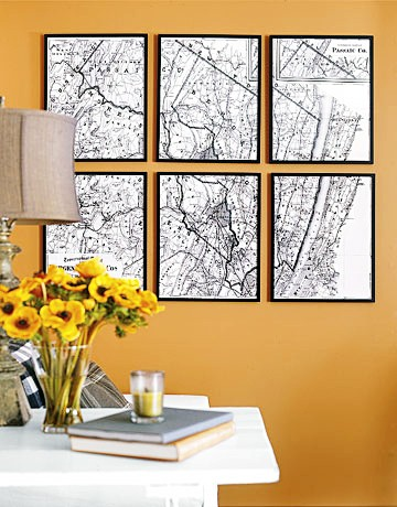 Designing With Maps Earth Wallpaper