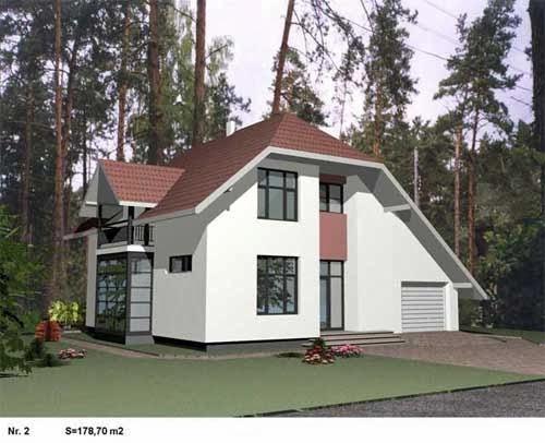 Pārdodam māju jaunā ciematā