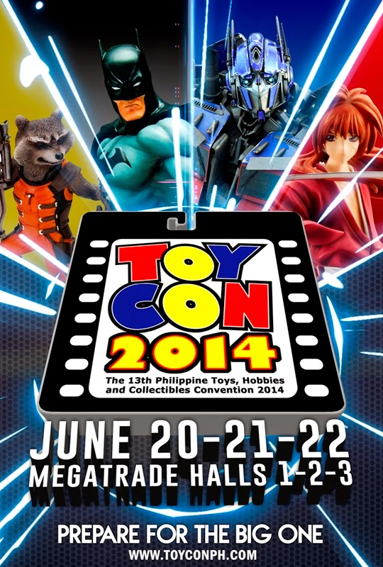 Toycon 2014 poster