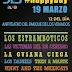 Hoy los estrambóticos en #HappyDay en Parque de Los Venados ,Miércoles 19 de Marzo 2014