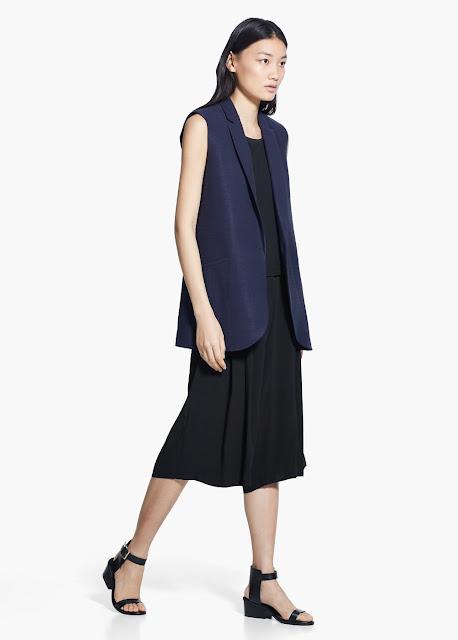 Son una prenda de corte masculina,en colores neutros y muy combinables, un imprescindible para tus outfits de verano