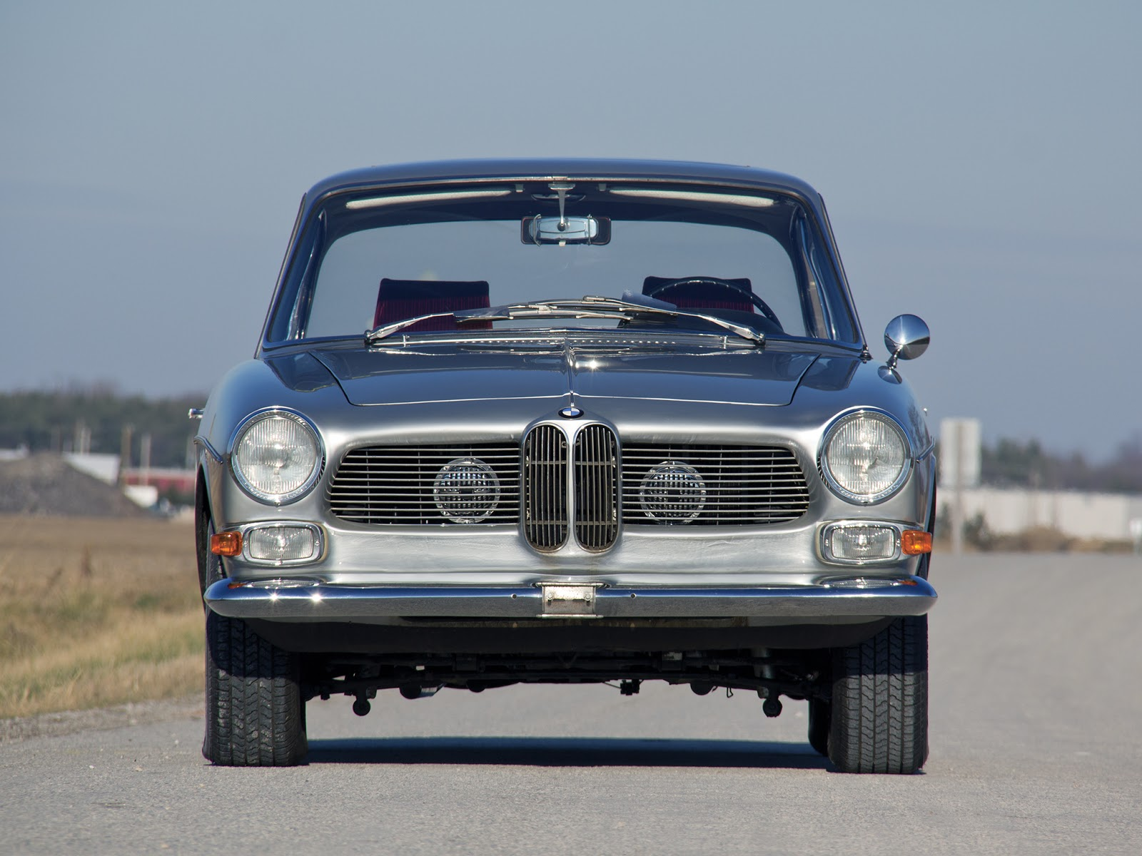 Net Cars Show: BMW 3200CS by Bertone (1962-65)
