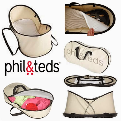 Bassinet Storage Bag as a Storage Bag as Well