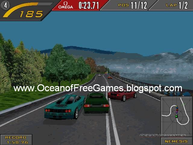 need for speed 2 game setup