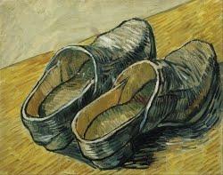 Par de sapatos - 1888