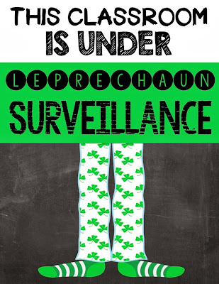 http://www.teacherspayteachers.com/Product/Classroom-Leprechaun-Sign-Freebie-1147644