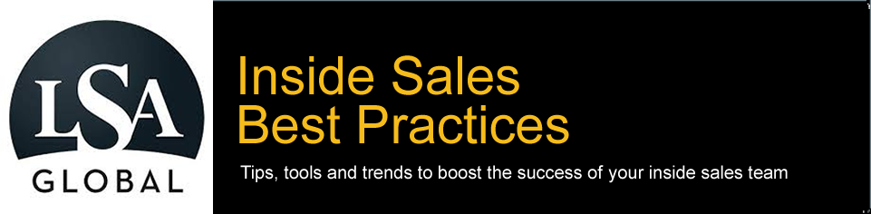 Inside Sales Training Best Practices