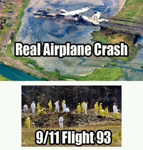 9 11 Flight 93 Crash Flight 93 Plane Crash