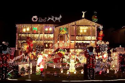 fotos+de+luces+de+navidad Imagenes de luces navideñas.