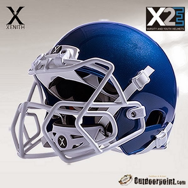 Xenith Helmets 2014