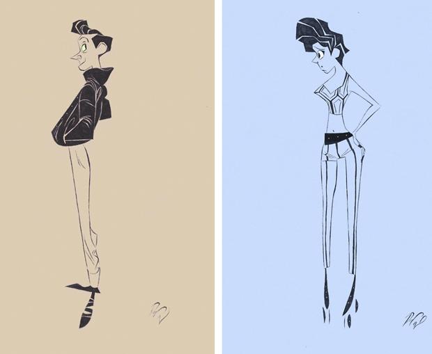 dibujos Black,White and Grey tumblr