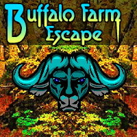Play YalGames Buffalo Farm Esc…