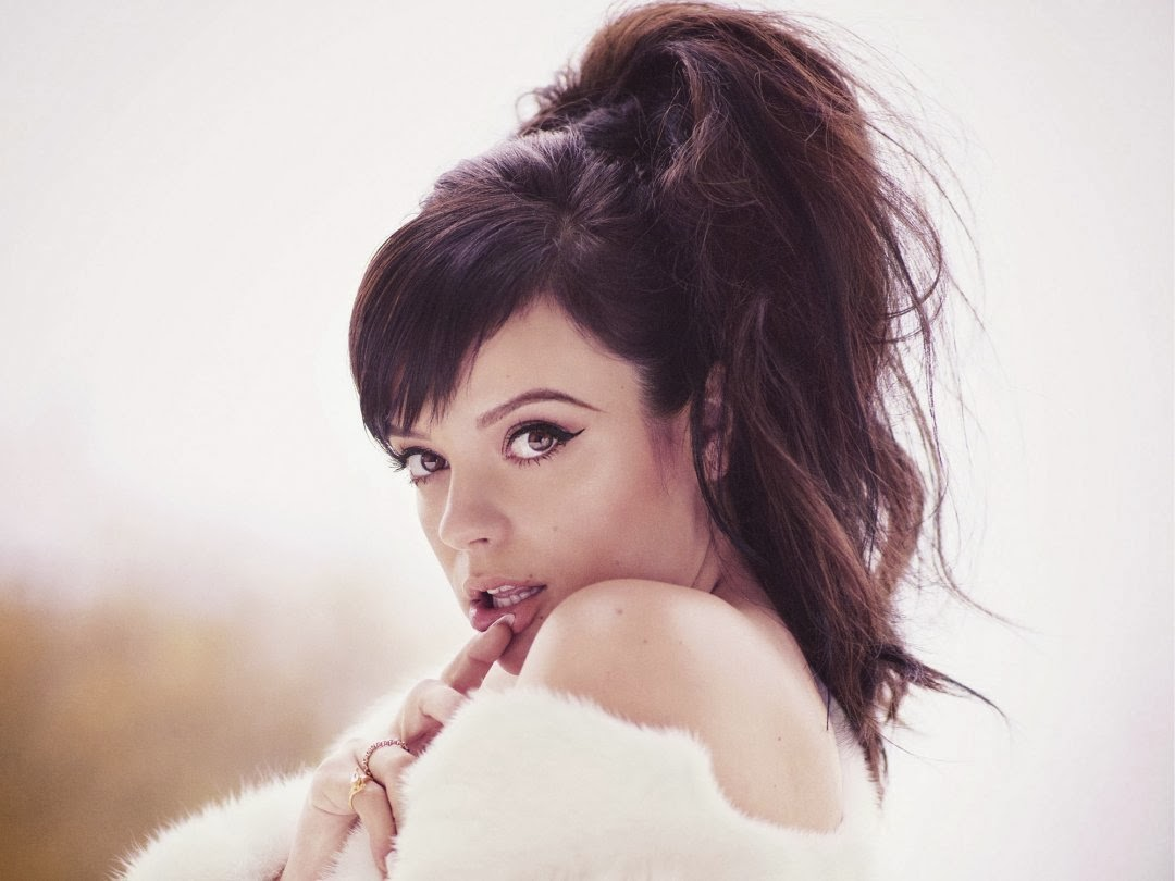 Magazine Photoshoot : Lily Allen Photoshot by Simon Emmett Esquire Magazine UK February 2014 Issue